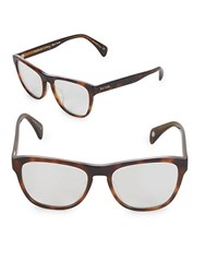 Paul Smith Hoban 55Mm Optical Glasses Dark Brown
