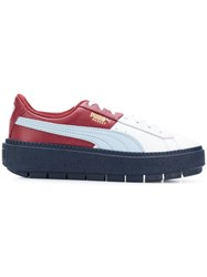 Puma Platform Trace Sneakers Red