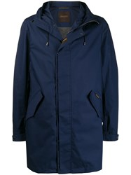 Moorer Wilson Hooded Parka Coat 60