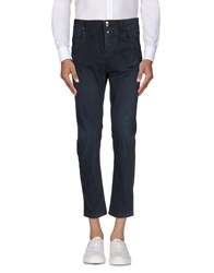 Jfour Trousers Casual Trousers Men Dark Blue