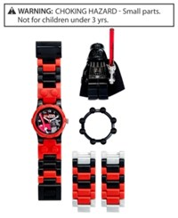 Assorted Lego Watch Vader
