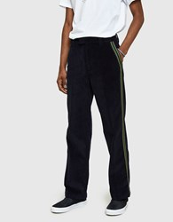 Soulland Greco Heavy Pant Navy