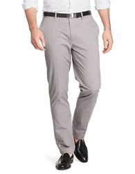 Polo Big And Tall Classic Fit Stretch Chino Pants Metal Grey