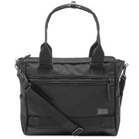 Master Piece Rise Tote Bag Black