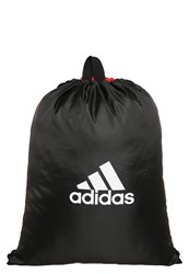Adidas Performance Ace Sports Bag Black Red White
