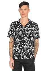 Native Youth Finstra Shirt Black