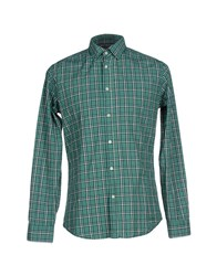 Vintage 55 Shirts Shirts Men Green