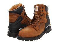 Carhartt Cmw6120 6 Boot Brown Men's Work Lace Up Boots