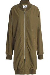 Oak Shell Jacket Army Green