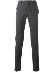 Incotex Slim Fit Chinos Grey