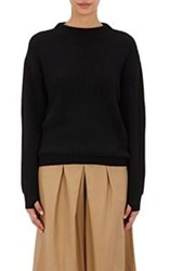 Tomorrowland Mock Turtleneck Sweater Black