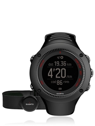Suunto Ambit3 Hr Digital Running Watch Black