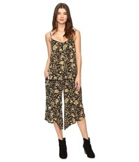 Volcom Goldn Lantern Romper Bronze Women's Jumpsuit And Rompers One Piece