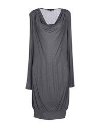 Kocca Dresses Short Dresses Women Grey