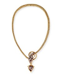 Nm Estate Jewelry Collection Antique Snake Necklace In 18K Gold