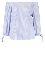 Tom Tailor Denim Blouse Marina Bay Blue