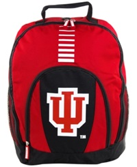 Forever Collectibles Indiana Hoosiers Prime Time Backpack Darkred