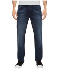 7 For All Mankind The Straight In Alpha Alpha Men's Clothing Black