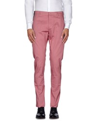 Dondup Trousers Casual Trousers Men Pastel Pink