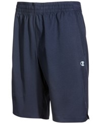 Champion Men's Hybrid Woven Shorts Navy