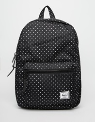 Herschel Supply Co Classic Backpack In Polka Dot 000614Polkadotsma