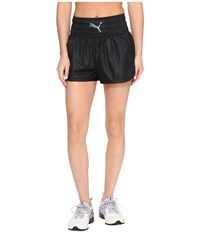 Puma Explosive Shorts Black Iridescent Women's Shorts