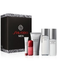 Shiseido 5 Pc. Revitalizing Essentials Set For Men