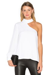 Elliatt Cubism Top White
