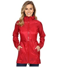 Outdoor Research Helium Traveler Jacket Scarlet Coat Red