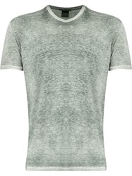 Avant Toi Basic T Shirt Grey