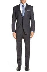 Peter Millar Men's 'Flynn' Classic Fit Check Wool Suit