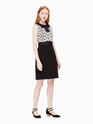 Kate Spade Guipure Lace Sheath Dress