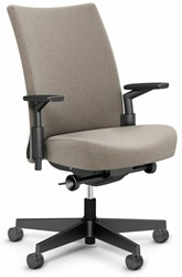 Knoll Remix Work Chair Height Adjustable Beige