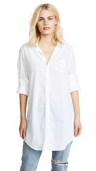 Frank And Eileen Mary Shirtdress White