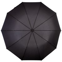Fulton Magnum Automatic Folding Umbrella Black