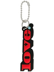 Marc Jacobs Love Bag Charm Red
