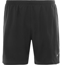 Nike Running Phenom Two In One Flex Dri Fit Shorts Black