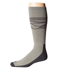 Wigwam West Rim Pro Urban Chic Men's Crew Cut Socks Shoes Gray