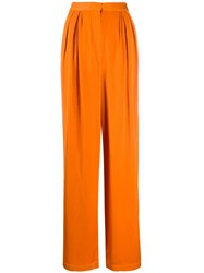 Christian Wijnants High Rise Wide Leg Trousers 60