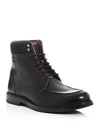 Ted Baker Hickut Lace Up Boots Black