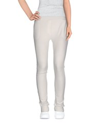 Terre Alte Trousers Casual Trousers Women White