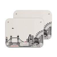 Dualit Architect Interchangeable Toaster Panel Charlene Mullen