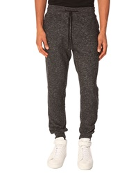 Eleven Paris Charcoal Grey Marl Sweatpants