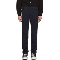 Paul Smith Ps By Navy Tapered Jeans