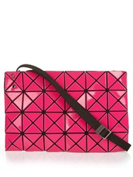 Issey Miyake Lucent Cross Body Bag Pink
