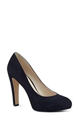 Nine West Women's 'Brielyn' Pump Black Suede