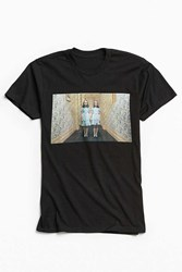 Urban Outfitters The Shining Twins Tee Black