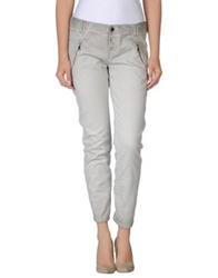 Adele Fado Denim Pants Grey