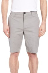 O'neill Jay Stretch Chino Shorts Light Grey