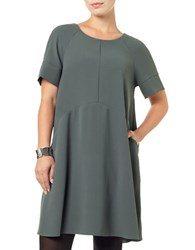 Phase Eight Zelda Solid Dress Grey